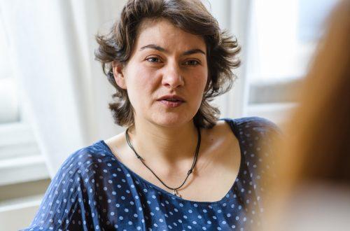 Begegnung Ann Splittgerber